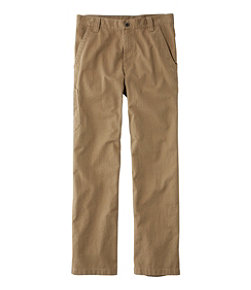 Katahdin Iron Works Utility Pant, Natural Fit
