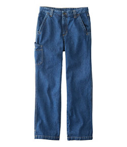 Men's Katahdin Iron Works Utility Pant, Natural Fit, Denim