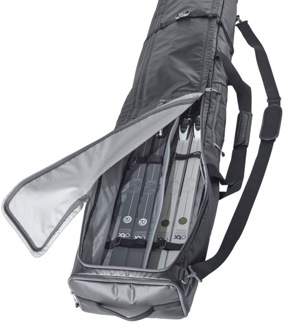 Adventure Pro Rolling Double Ski/Snowboard Bag