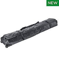 Adventure Pro Rolling Double Ski/Snowboard Bag