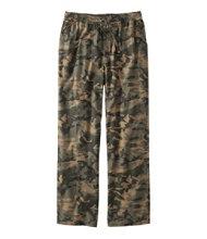 L.L.Bean Flannel Sleep Pants, Print