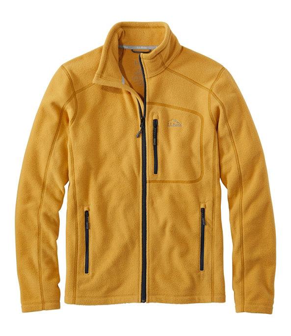 Trail Fleece Full-Zip Jacket, Dark Curry/Nautical Navy, large image number 0