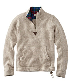 Men's L.L.Bean Classic Ragg Wool Sweater, Anorak