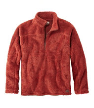 Winterloft Fleece, Quarter-Zip Pullover