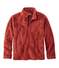 Men's Winterloft Fleece, Quarter-Zip Pullover