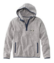 Men's Sweater Fleece Hooded Pullover