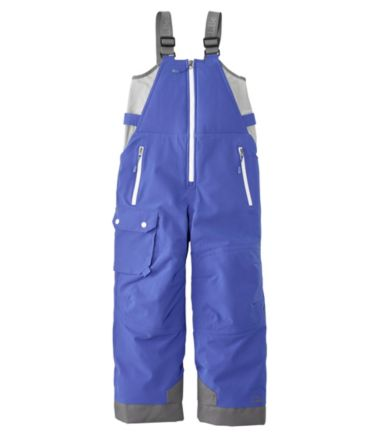 Kids' Patroller Waterproof Bib