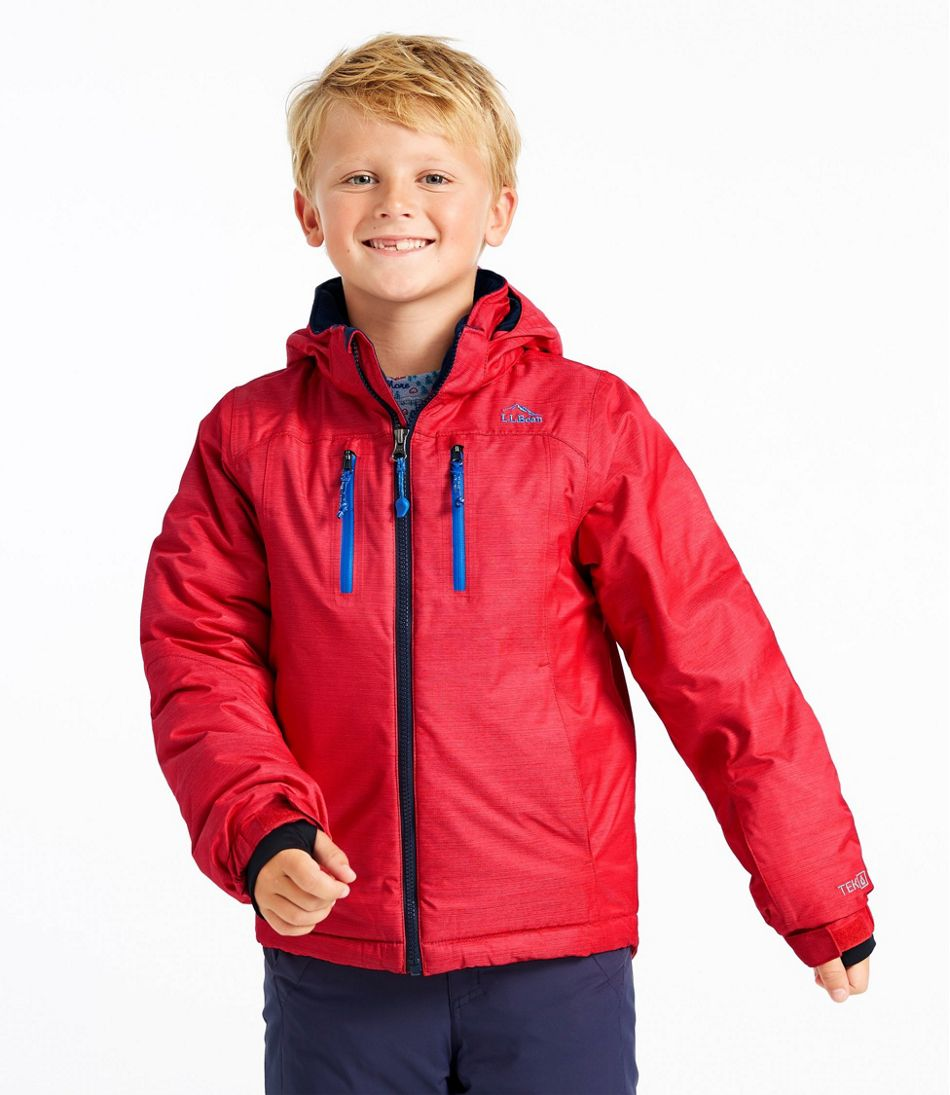 Kids' Summit Waterproof Ski Jacket