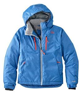 Kids' Summit Waterproof Ski Jacket