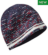 Kids' Glow-In-The-Dark Beanie, Stripe