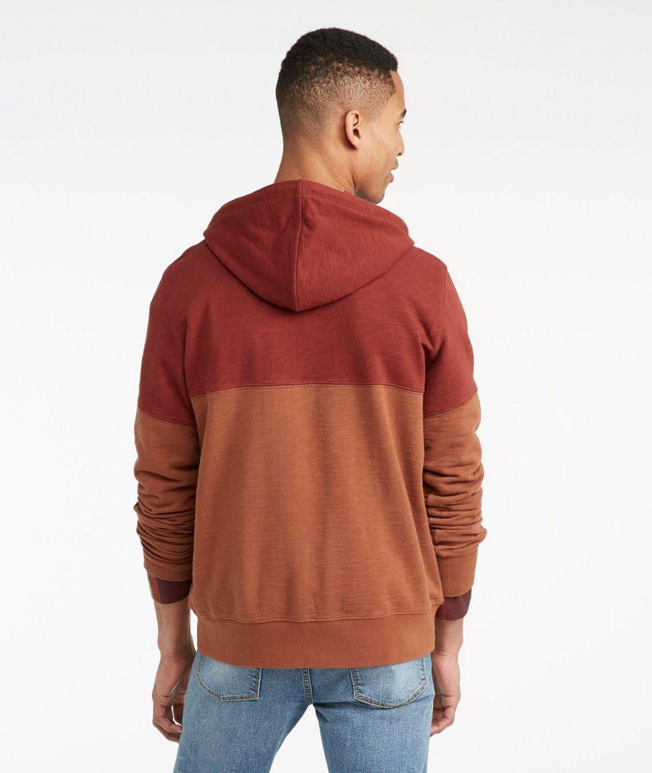 Signature Hooded Pullover Sweatshirt