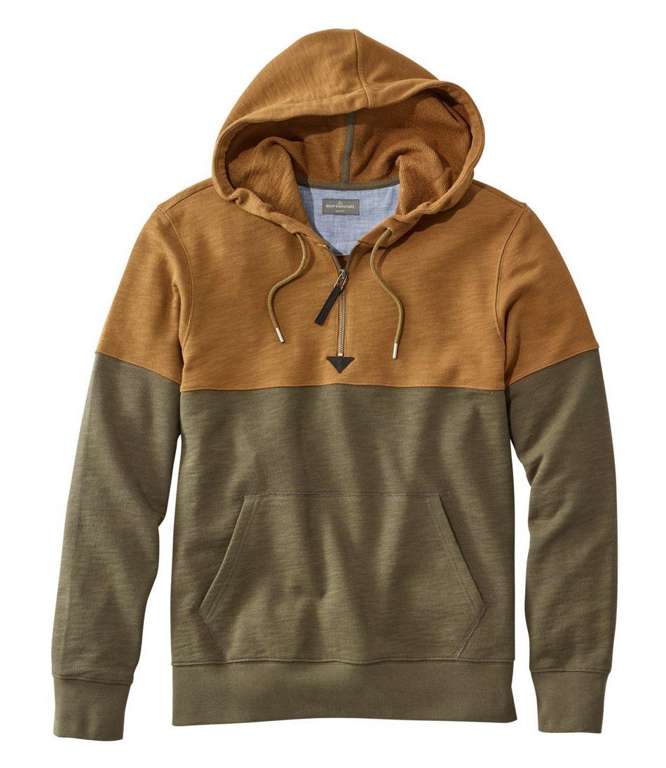 bdd61c59e Signature Hooded Pullover Sweatshirt
