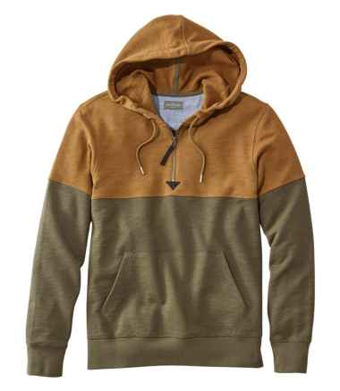 Signature Hooded Pullover Sweatshirt