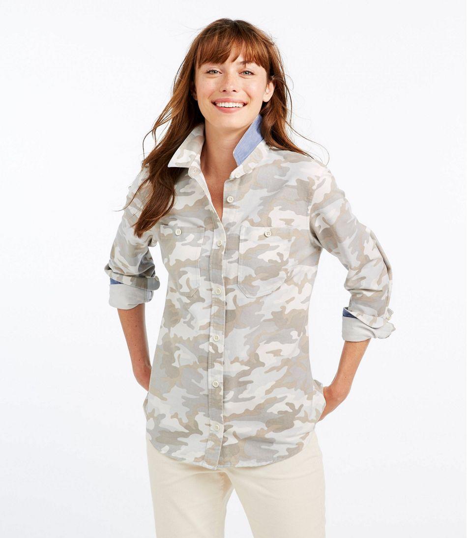 Heritage Chamois Shirt, Print