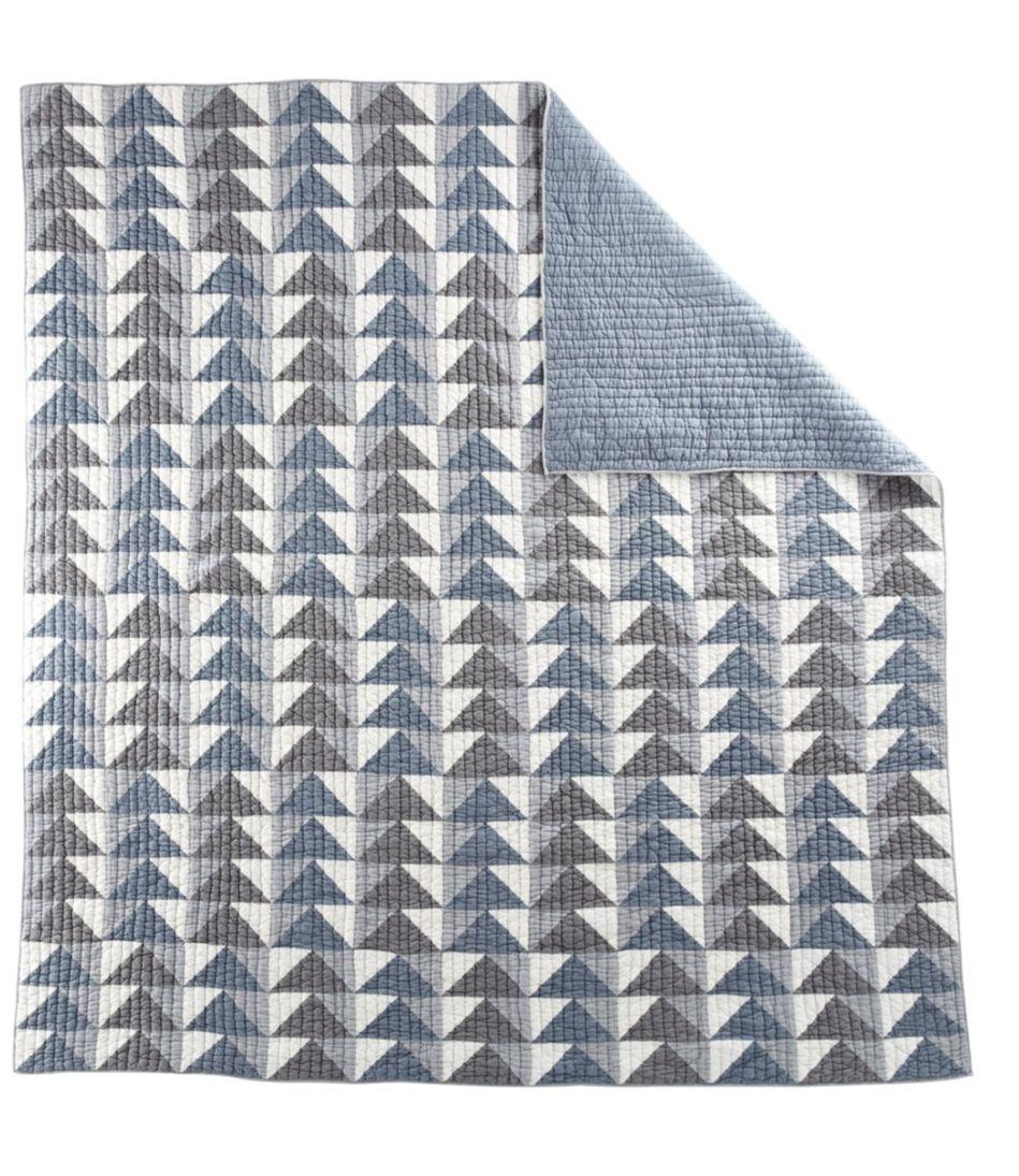 Patchwork Geo Quilt Collection