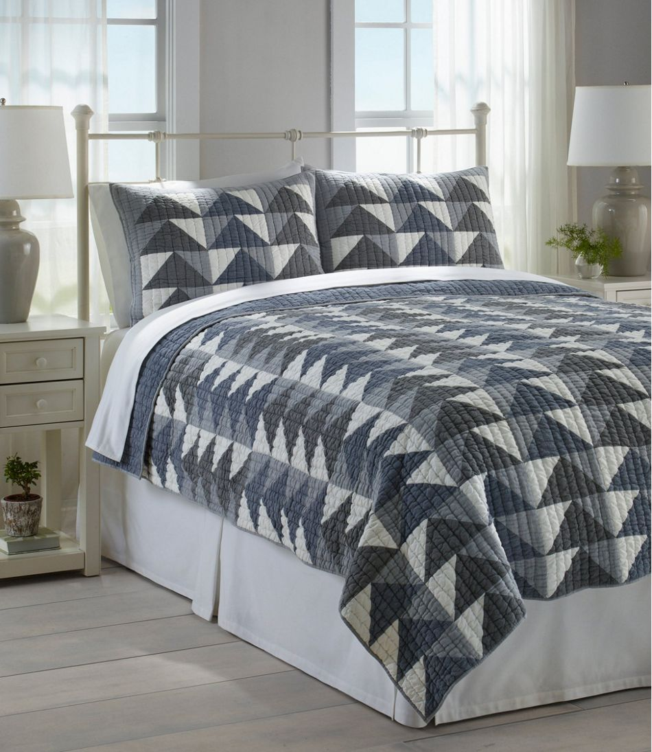 Patchwork Geo Quilt Collection