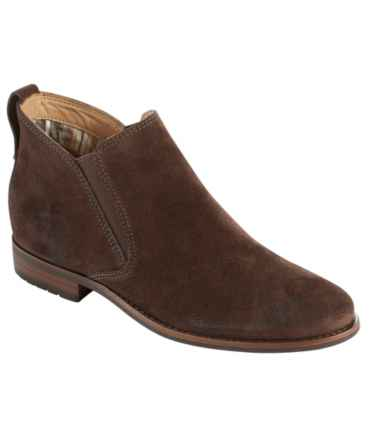 Westport Ankle Boots, Oiled Suede