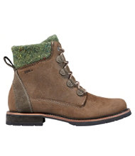 Women's East Point Boot. Ankle Suede