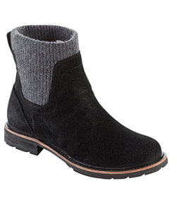 East Point Boot, Chelsea Suede