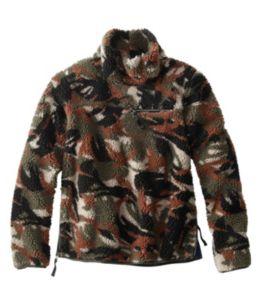 Women's Signature Fleece Pullover, Jacquard
