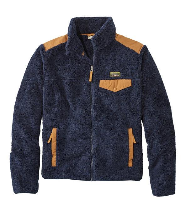 Hi-Pile Fleece Jacket, Full Zip, , large image number 0