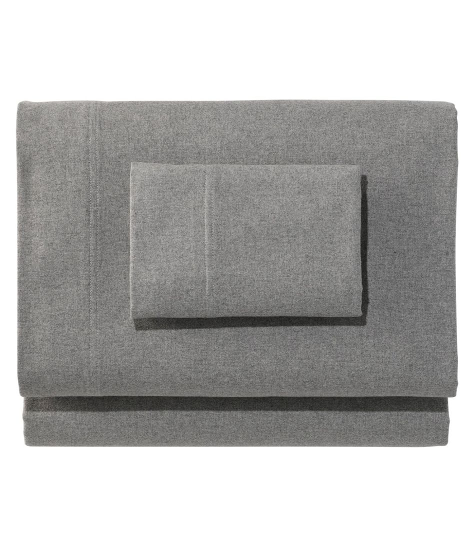 Organic Flannel Sheet Collection