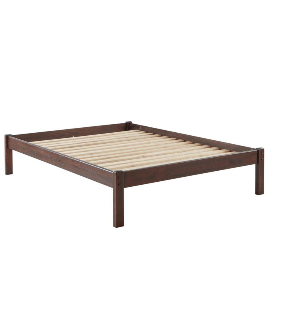 Studio Platform Bed