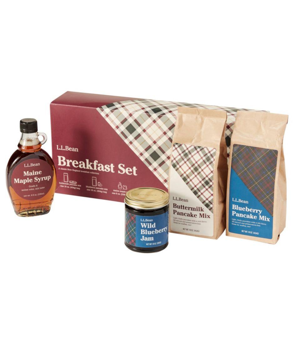 L.L.Bean Breakfast Set