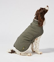 Reversible Field Coat for Dogs