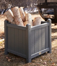 All-Weather Storage Box/Planter