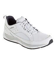 Men's Bean's Comfort Fitness Walkers, Leather Mesh