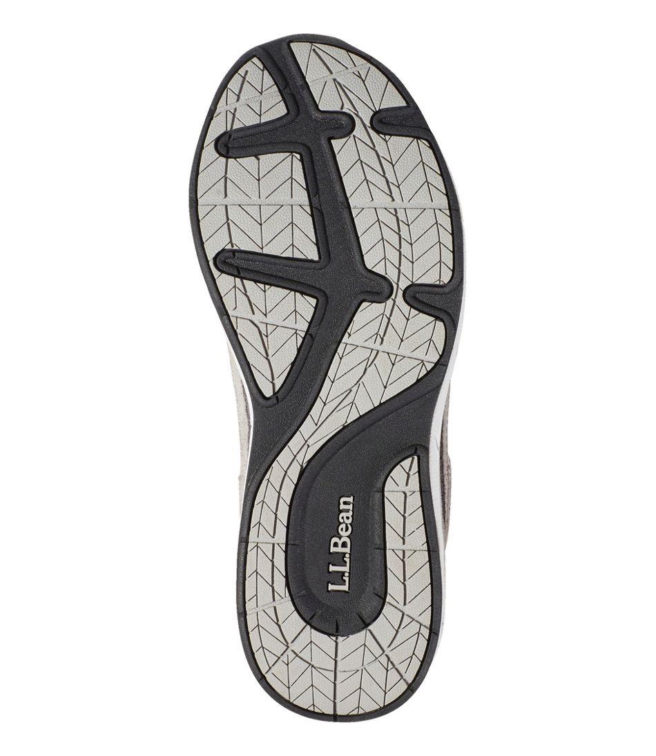 Women's Bean's Comfort Fitness Walking Shoes, Suede Mesh