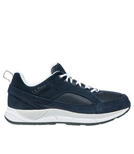 Women's Bean's Comfort Fitness Walking Shoes, Suede Mesh