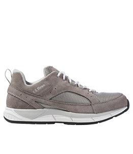 Men's Bean's Comfort Fitness Walking Shoes, Suede Mesh