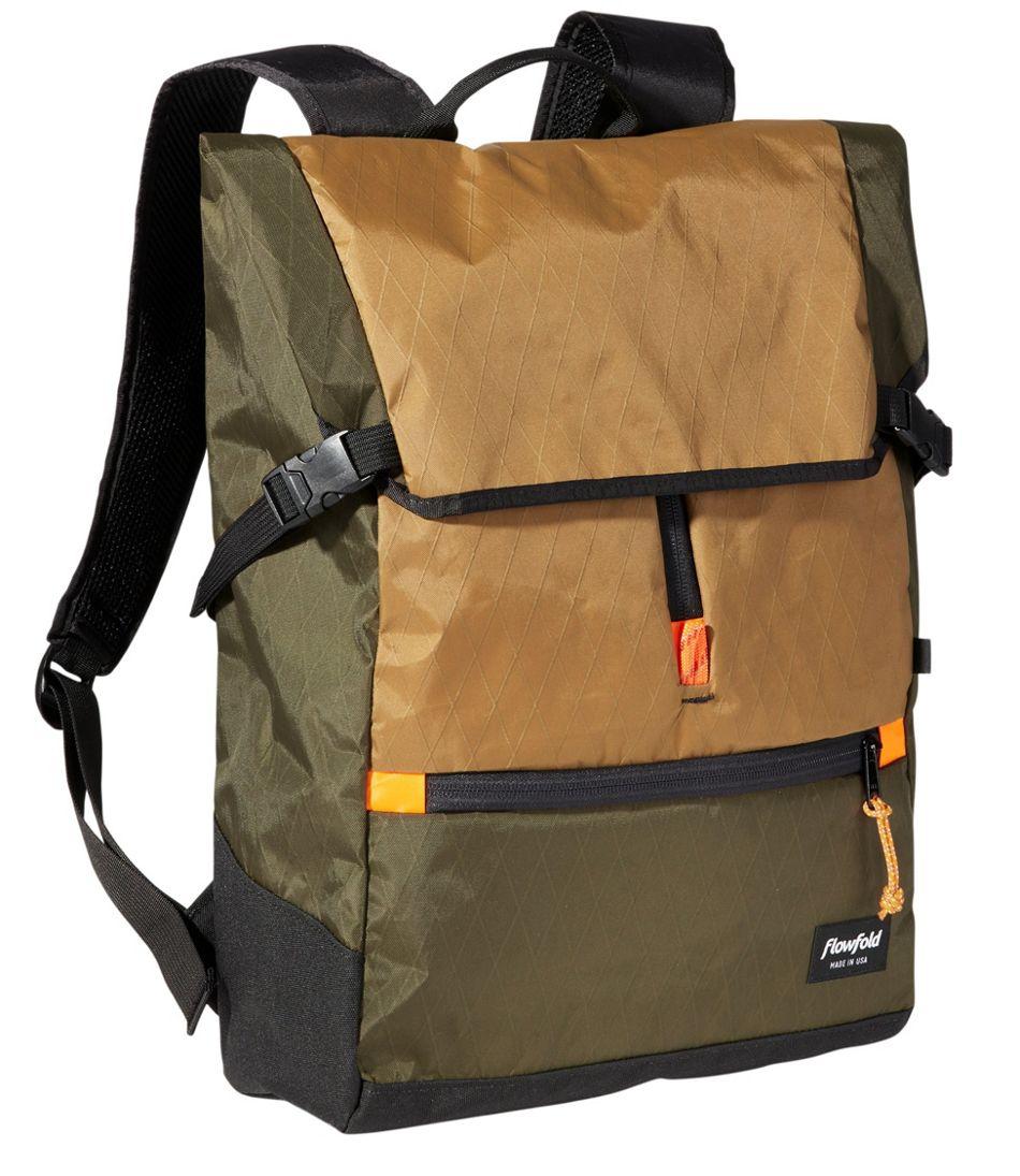 Flowfold Center Zip Pack