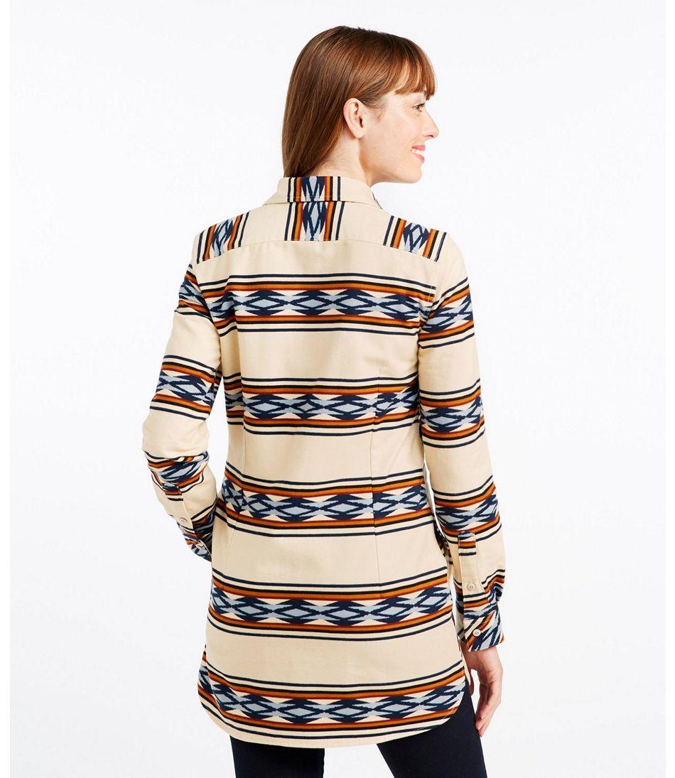 Women's Signature Chamois Tunic, Print