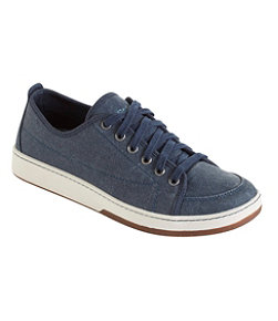 Men's Campside Shoe, Oxford Lace To Toe