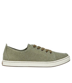 Women's Campside Shoes Oxford Lace to Toe