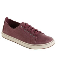 Women's Campside Shoe, Oxford Lace To Toe