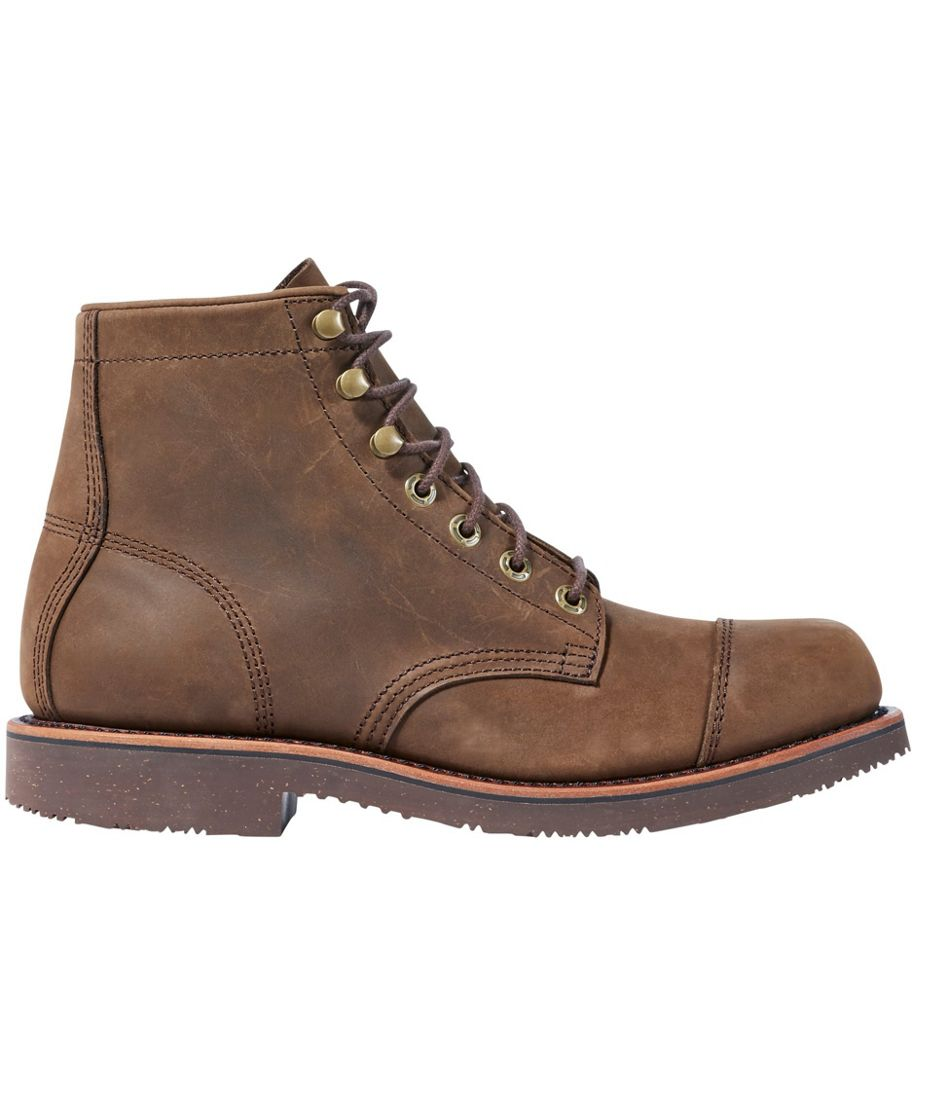 Men's Katahdin Iron Works Engineer Boots II