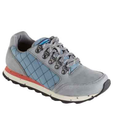 Women's Katahdin Hiking Shoes, Nubuck Mesh
