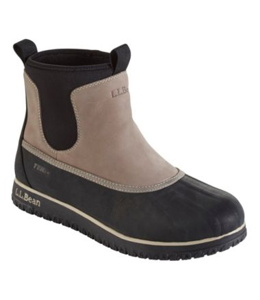 Ultralight Waterproof Insulated Pac Boot, Mid Pull-On