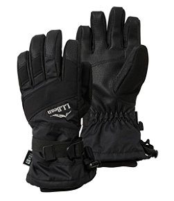 Kids' L.L.Bean Waterproof Ski Gloves