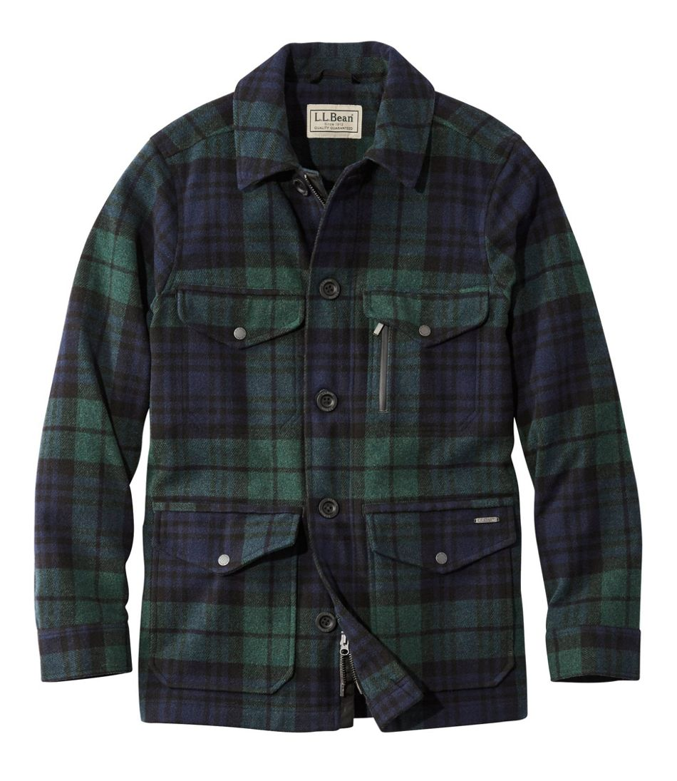 Men's TEKWool Insulated Jacket Plaid