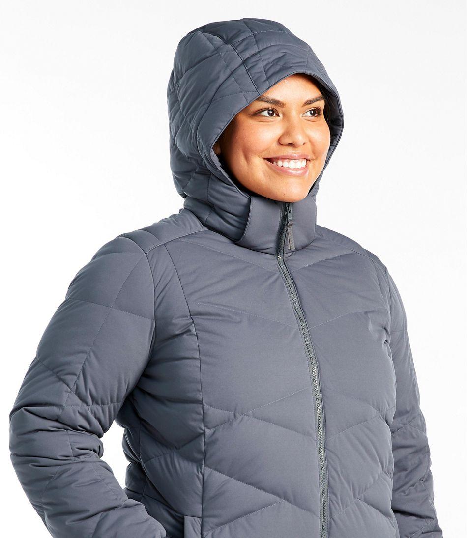 Women's Stretch Down Puffer Coat