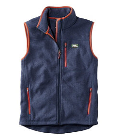 Bean's Sweater Fleece Vest