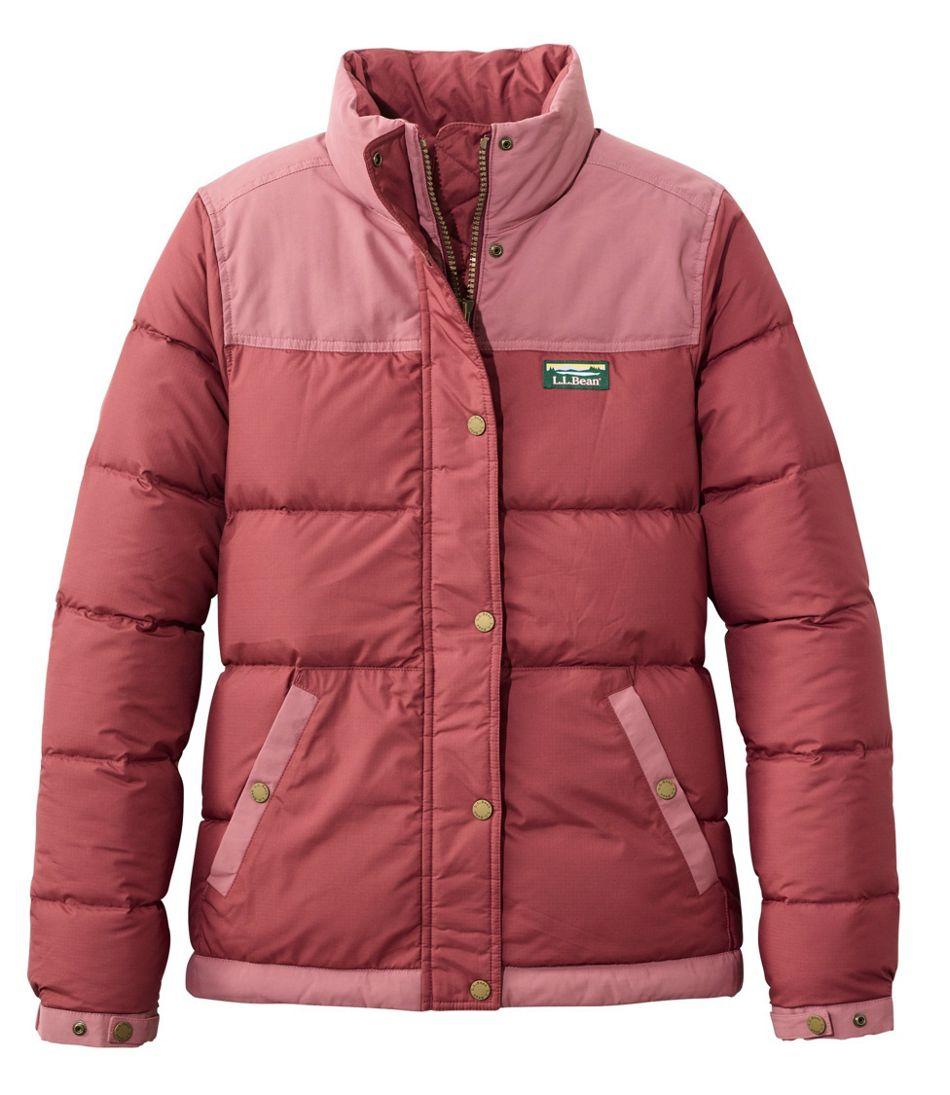 Women's Mountain Classic Down Jacket, Colorblock