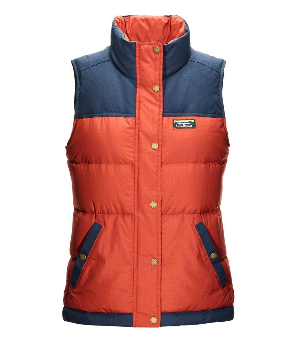 Women's Mountain Classic Down Vest, Colorblock