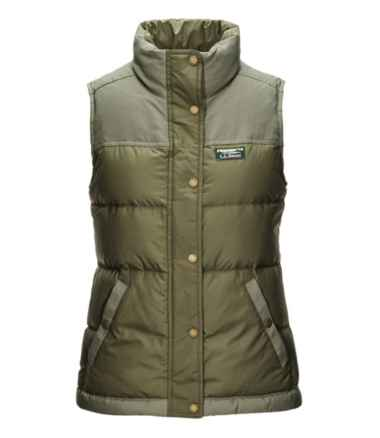 Women's Mountain Classic Down Vest, Colorblock