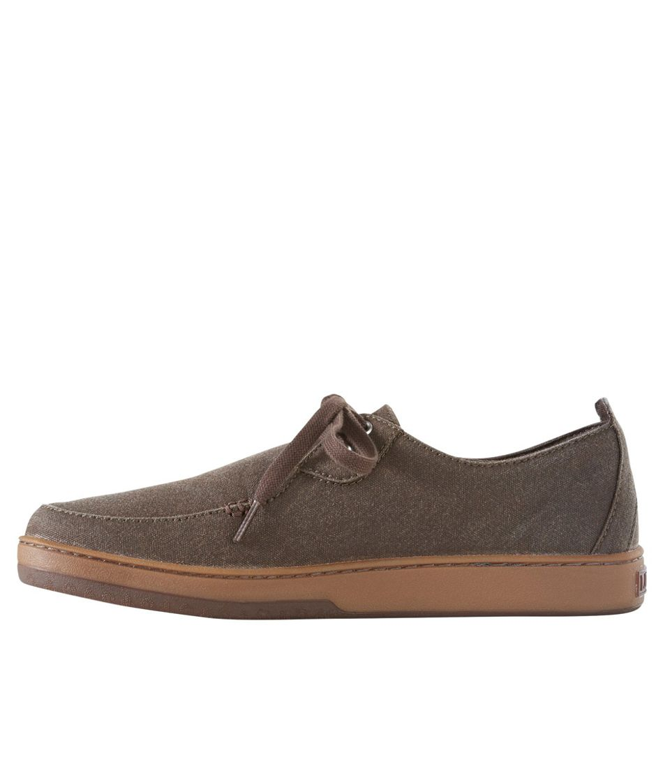 Campside Shoes, 2-Eye Canvas